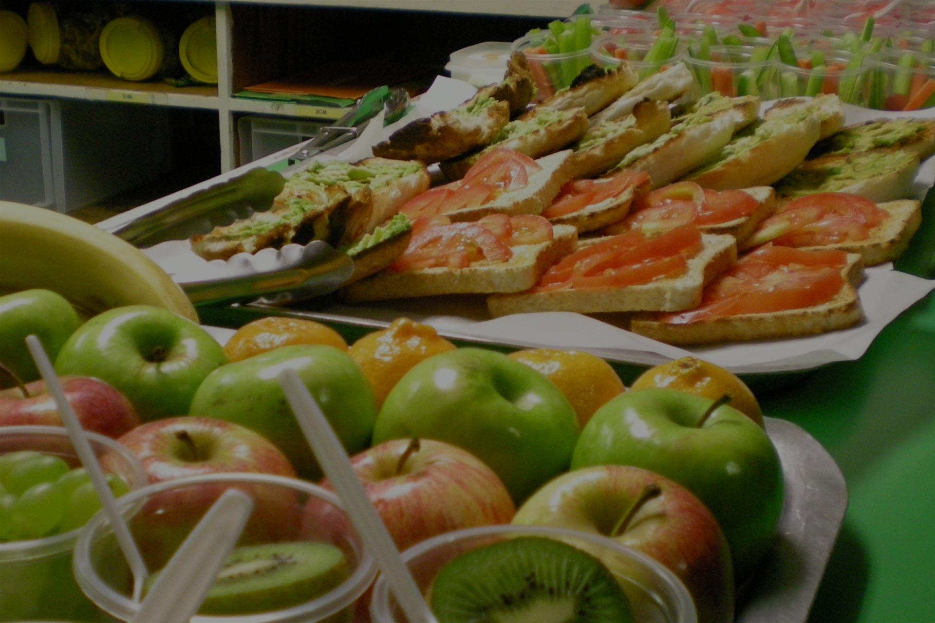 Żywienie uczniów w szkołach